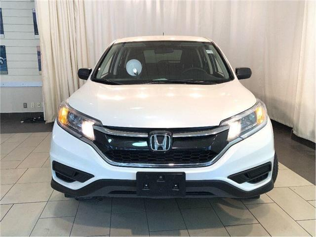 2015 Honda CR-V LX | One Owner | CVT | Rearview Camera (Stk: 38691) in Toronto - Image 2 of 29