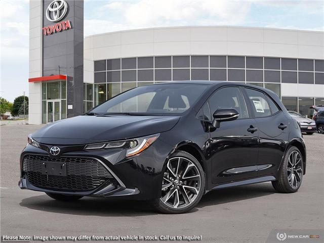 2019 Toyota Corolla Hatchback SE Upgrade Package (Stk: 219711) in London - Image 1 of 24