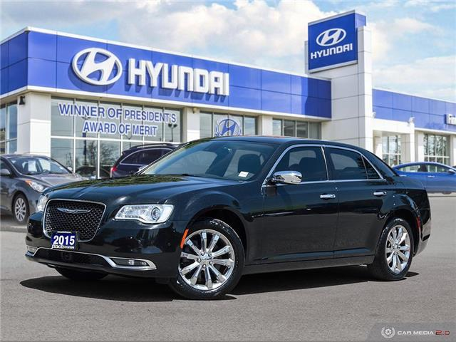 2015 Chrysler 300C Base AWD at $22988 for sale in London
