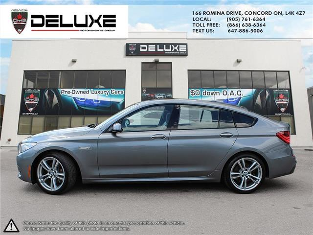 2013 BMW 535i xDrive Gran Turismo (Stk: D0600) in Concord - Image 3 of 18