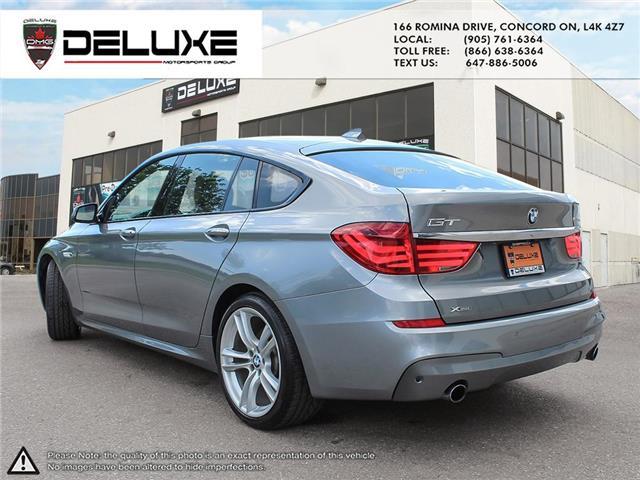 2013 BMW 535i xDrive Gran Turismo (Stk: D0600) in Concord - Image 4 of 18