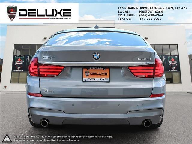 2013 BMW 535i xDrive Gran Turismo (Stk: D0600) in Concord - Image 5 of 18