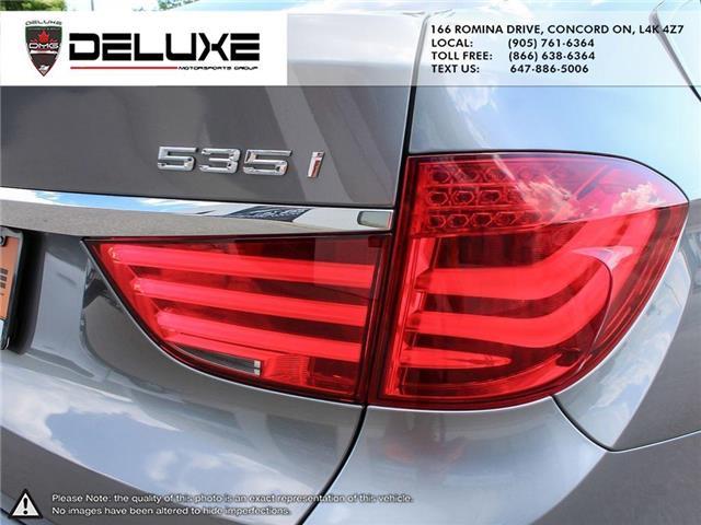 2013 BMW 535i xDrive Gran Turismo (Stk: D0600) in Concord - Image 6 of 18