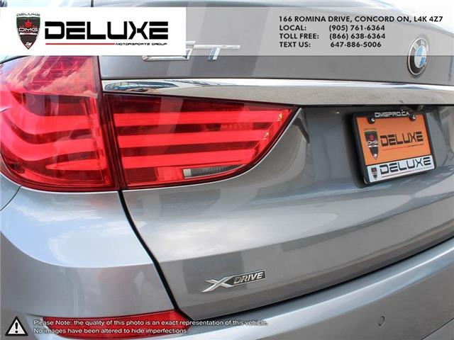 2013 BMW 535i xDrive Gran Turismo (Stk: D0600) in Concord - Image 7 of 18