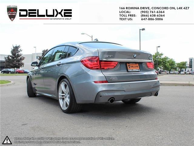 2013 BMW 535i xDrive Gran Turismo (Stk: D0600) in Concord - Image 9 of 18