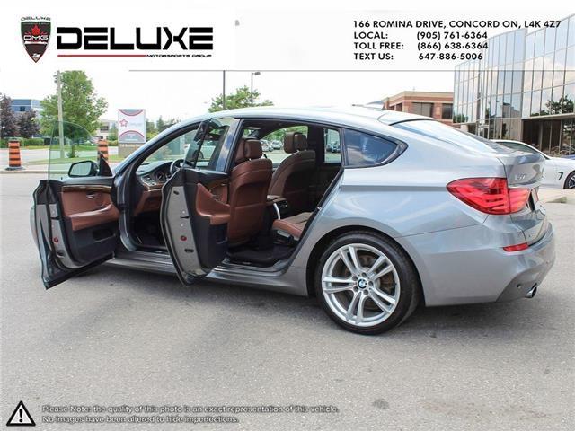 2013 BMW 535i xDrive Gran Turismo (Stk: D0600) in Concord - Image 10 of 18