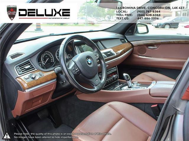 2013 BMW 535i xDrive Gran Turismo (Stk: D0600) in Concord - Image 11 of 18