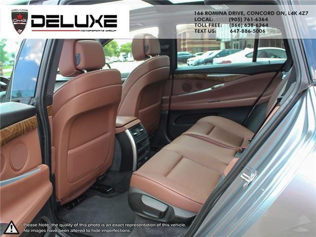 2013 BMW 535i xDrive Gran Turismo (Stk: D0600) in Concord - Image 12 of 18