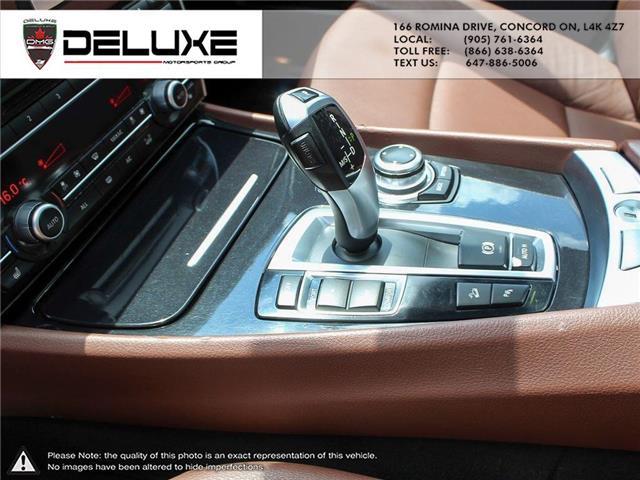 2013 BMW 535i xDrive Gran Turismo (Stk: D0600) in Concord - Image 16 of 18
