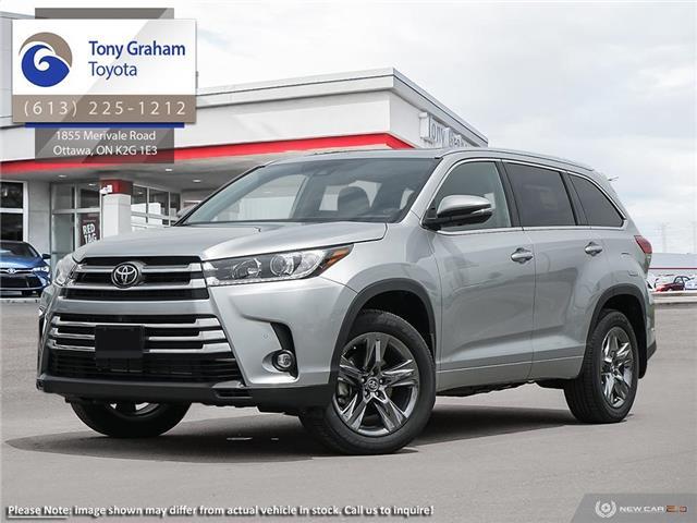 2019 Toyota Highlander Limited (Stk: 58370) in Ottawa - Image 1 of 23