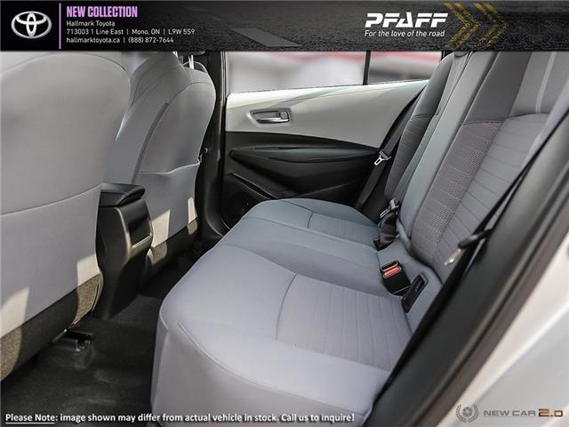 2020 Toyota Corolla 4-door Sedan SE CVT (Stk: H20028) in Orangeville - Image 22 of 24