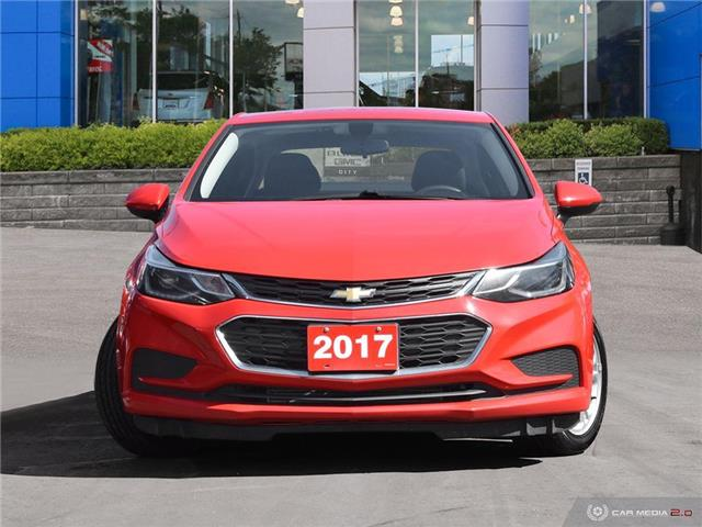 2017 Chevrolet Cruze LT Auto (Stk: R12246A) in Toronto - Image 2 of 27