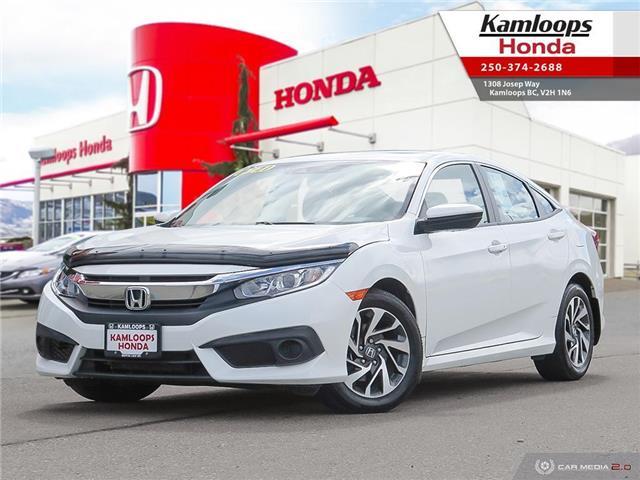 2017 Honda Civic EX (Stk: 14380A) in Kamloops - Image 1 of 25