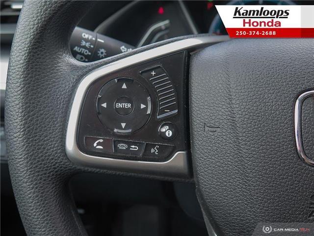 2017 Honda Civic EX (Stk: 14380A) in Kamloops - Image 17 of 25