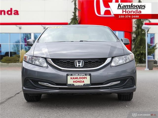 2013 Honda Civic EX (Stk: 14406A) in Kamloops - Image 2 of 25