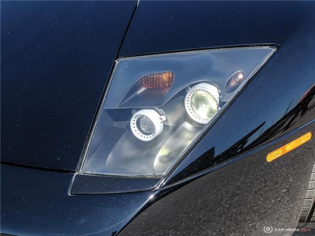 2005 Lamborghini Murcielago ROADSTER | AWD | LOW MILEAGE | 571 hp @ 5700 rpm (Stk: 18MSX654) in Mississauga - Image 13 of 30
