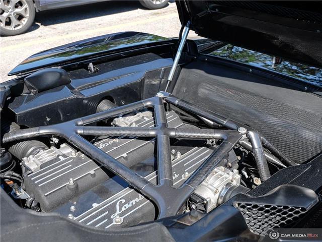 2005 Lamborghini Murcielago ROADSTER | AWD | LOW MILEAGE | 571 hp @ 5700 rpm (Stk: 18MSX654) in Mississauga - Image 15 of 30