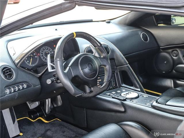 2005 Lamborghini Murcielago ROADSTER | AWD | LOW MILEAGE | 571 hp @ 5700 rpm (Stk: 18MSX654) in Mississauga - Image 18 of 30