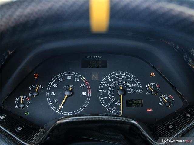 2005 Lamborghini Murcielago ROADSTER | AWD | LOW MILEAGE | 571 hp @ 5700 rpm (Stk: 18MSX654) in Mississauga - Image 20 of 30