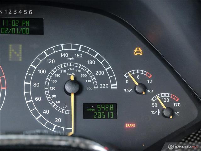 2005 Lamborghini Murcielago ROADSTER | AWD | LOW MILEAGE | 571 hp @ 5700 rpm (Stk: 18MSX654) in Mississauga - Image 21 of 30