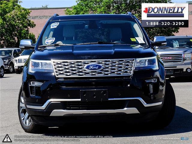 2019 Ford Explorer Platinum (Stk: PLDU6173) in Ottawa - Image 2 of 28