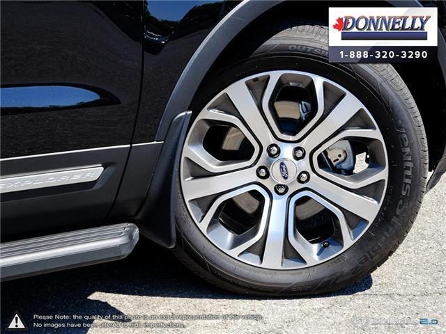 2019 Ford Explorer Platinum (Stk: PLDU6173) in Ottawa - Image 6 of 28