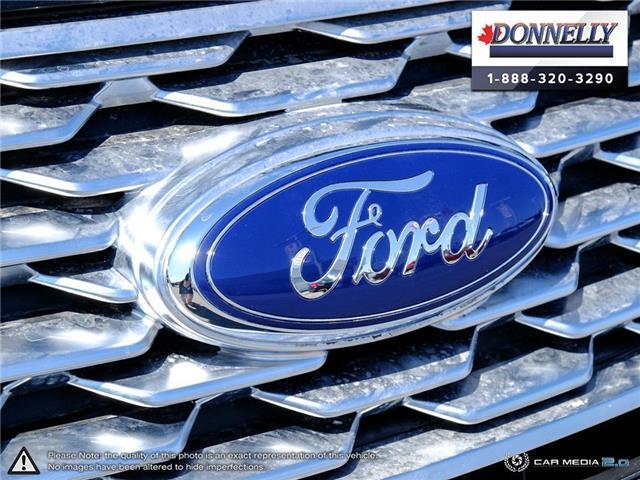 2019 Ford Explorer Platinum (Stk: PLDU6173) in Ottawa - Image 8 of 28
