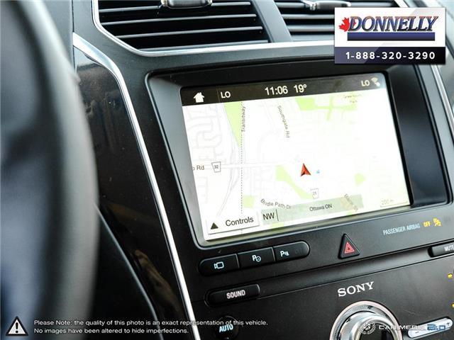 2019 Ford Explorer Platinum (Stk: PLDU6173) in Ottawa - Image 20 of 28