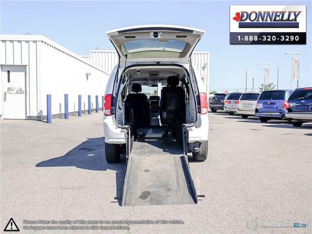 2017 Dodge Grand Caravan CVP/SXT (Stk: PLDUR5914) in Ottawa - Image 29 of 30