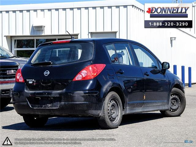 2007 Nissan Versa  (Stk: PBWDS867A) in Ottawa - Image 4 of 28