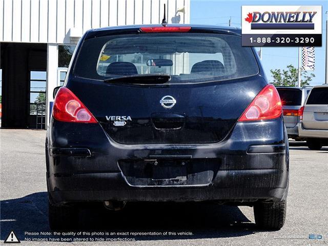 2007 Nissan Versa  (Stk: PBWDS867A) in Ottawa - Image 5 of 28