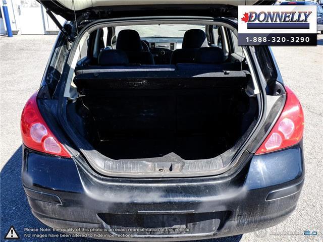 2007 Nissan Versa  (Stk: PBWDS867A) in Ottawa - Image 10 of 28