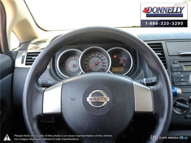 2007 Nissan Versa  (Stk: PBWDS867A) in Ottawa - Image 13 of 28