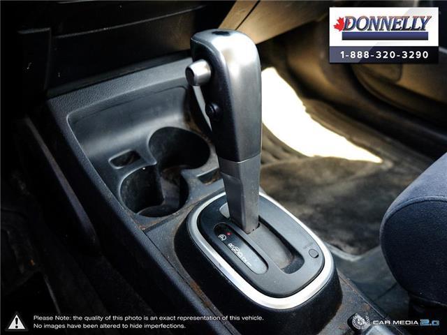 2007 Nissan Versa  (Stk: PBWDS867A) in Ottawa - Image 19 of 28