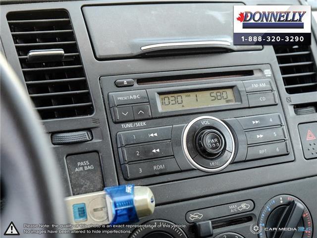 2007 Nissan Versa  (Stk: PBWDS867A) in Ottawa - Image 20 of 28