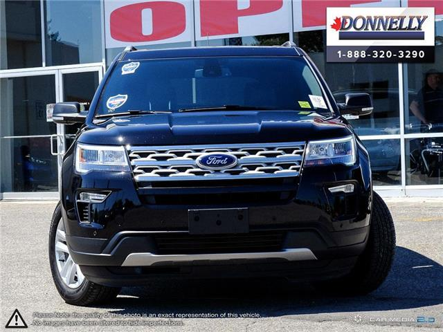 2019 Ford Explorer XLT (Stk: PLDU6172) in Ottawa - Image 2 of 28