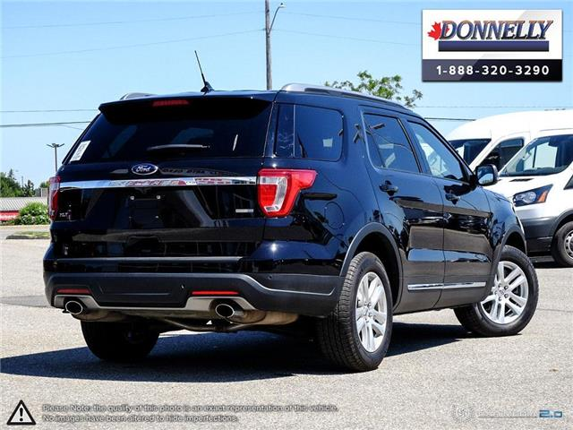 2019 Ford Explorer XLT (Stk: PLDU6172) in Ottawa - Image 4 of 28