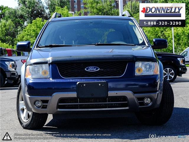 2006 Ford Freestyle SEL (Stk: PBWDR2237B) in Ottawa - Image 2 of 28