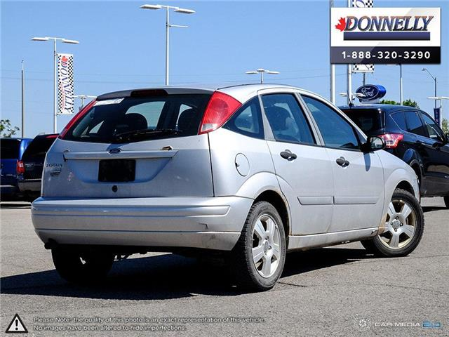 2007 Ford Focus SES (Stk: PBWDUR6116A) in Ottawa - Image 4 of 28