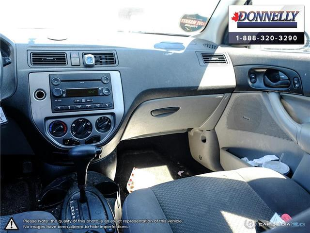2007 Ford Focus SES (Stk: PBWDUR6116A) in Ottawa - Image 27 of 28
