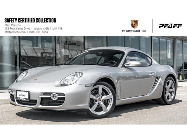 2008 Porsche Cayman  (Stk: U7948A) in Vaughan - Image 1 of 21