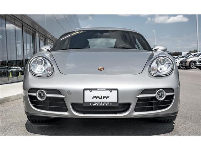2008 Porsche Cayman  (Stk: U7948A) in Vaughan - Image 2 of 21