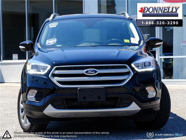 2018 Ford Escape Titanium (Stk: PLDUR6170) in Ottawa - Image 2 of 28