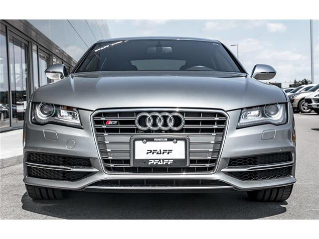 2013 Audi S7 4.0T Sportback 7sp S Tronic qtro (Stk: P12661AA) in Vaughan - Image 2 of 22