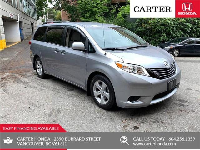 2011 Toyota Sienna  (Stk: 8K15571) in Vancouver - Image 1 of 22
