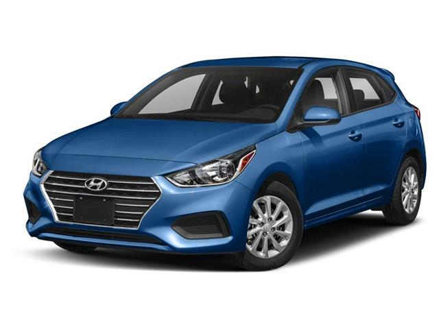 2019 Hyundai Accent Preferred (Stk: R96212A) in Ottawa - Image 1 of 9