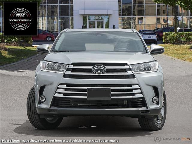 2019 Toyota Highlander Limited AWD (Stk: 67934) in Vaughan - Image 2 of 24