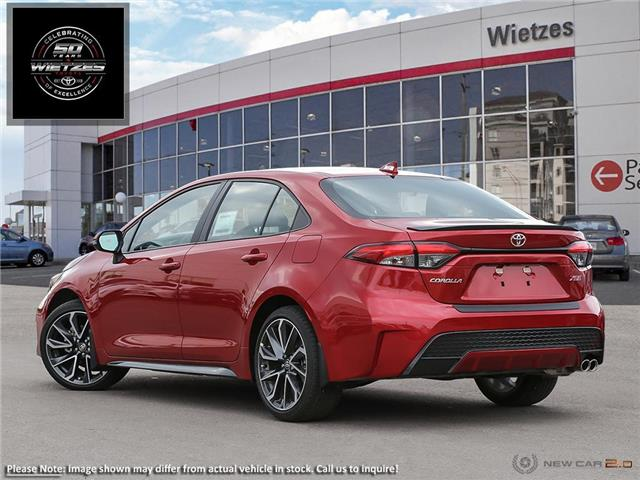 2020 Toyota Corolla XSE (Stk: 68802) in Vaughan - Image 4 of 13