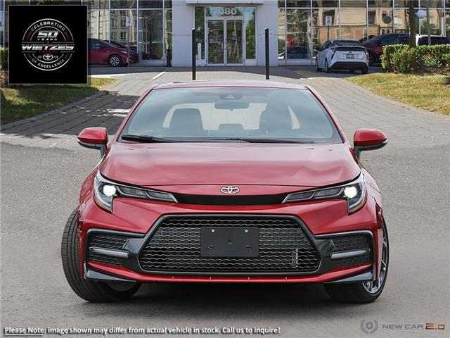 2020 Toyota Corolla XSE (Stk: 68957) in Vaughan - Image 2 of 13