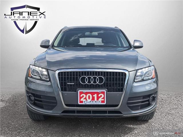 2012 Audi Q5 3.2 Premium (Stk: 19221) in Ottawa - Image 2 of 29